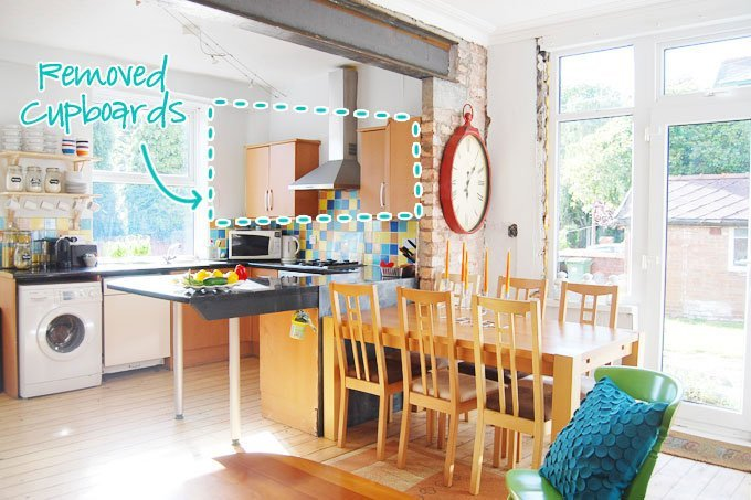 Tips For Living With A Small Kitchen