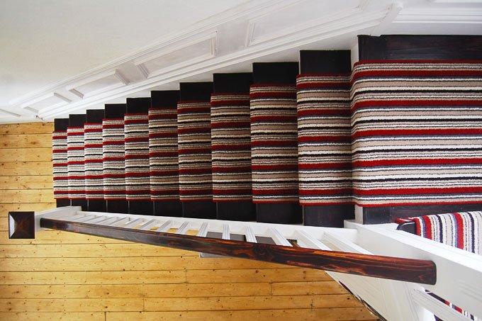 Staircase Runner De Stijl Kingsmead