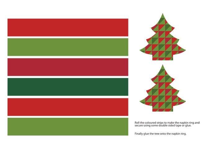 Diy christmas napkin rings free printable diy christmas napkin ring printable diy christmas napkin ring printable maxwellsz