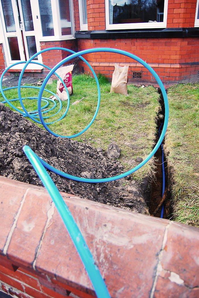 Replacing Water Mains