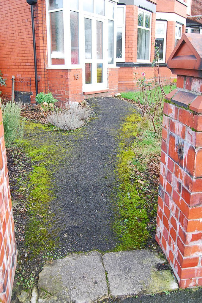 Horrible Garden Path