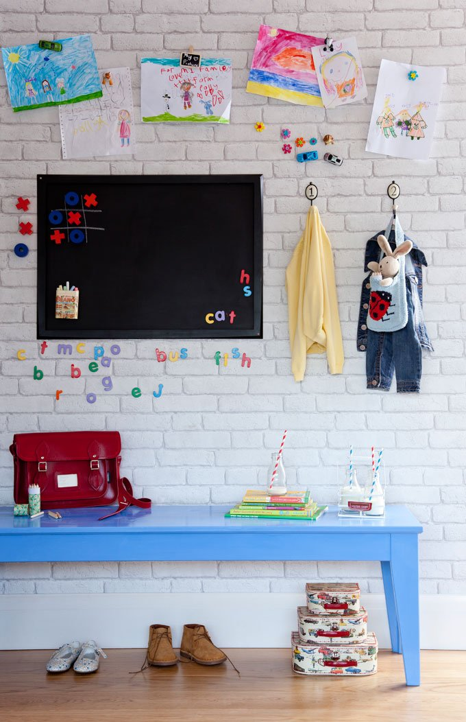 Children's-Room Rooms Made For You - Magnetic Plaster