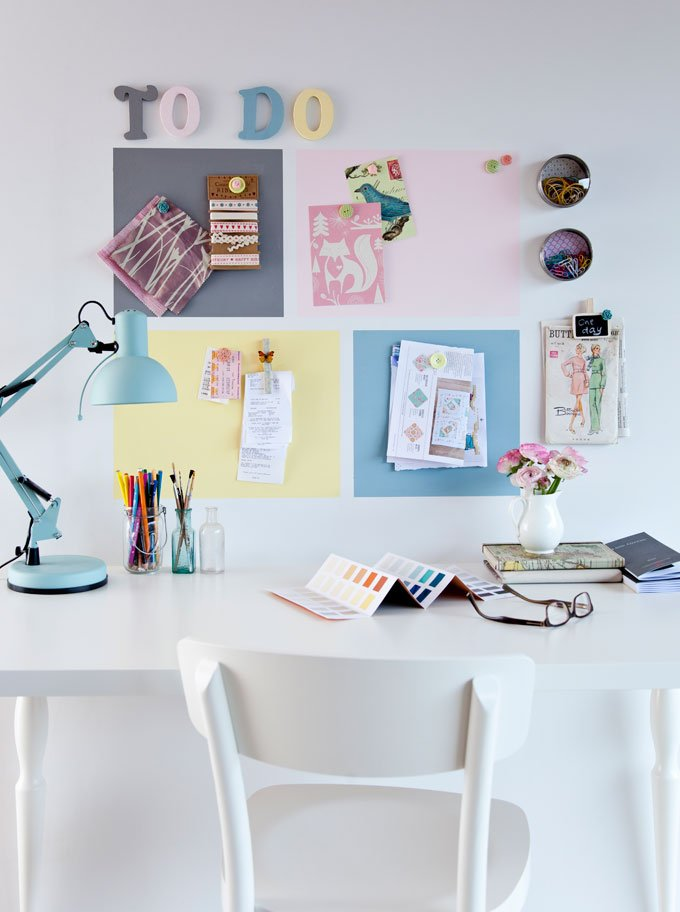 Study Rooms Made For You - Magnetic Plaster