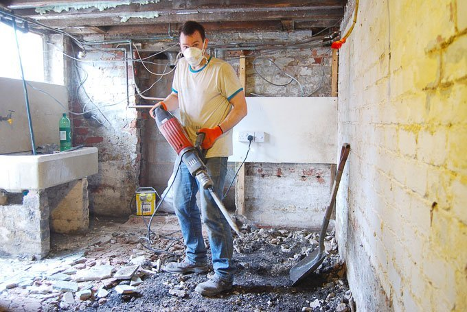 How To Damp Proof A Cellar