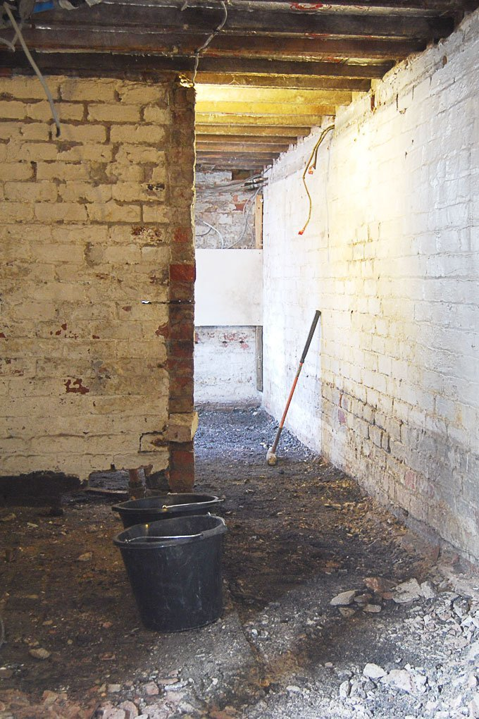 How To Damp Proof A Cellar Floor