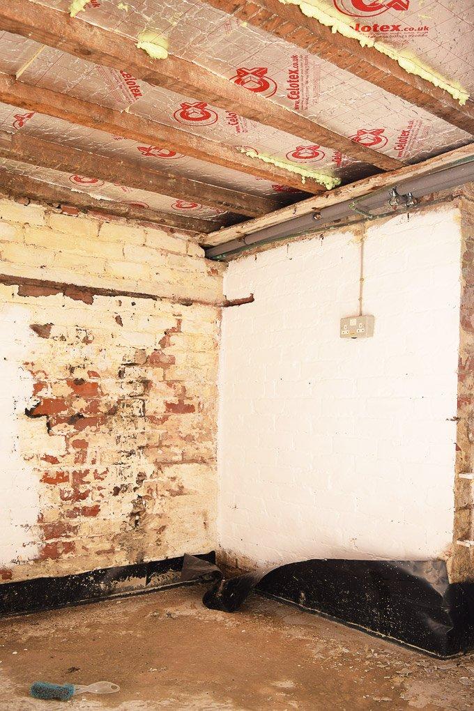 Painting Brick Walls