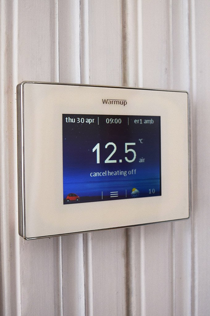 WarmUp Thermostat Review