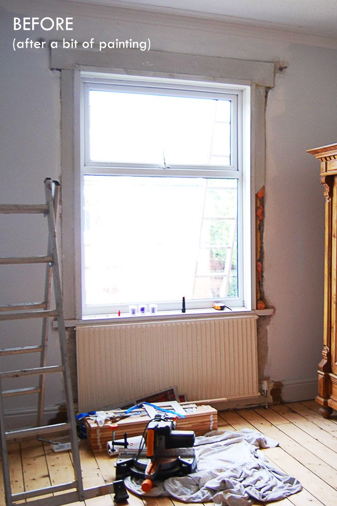 Matching Original Period Architrave & Moulding