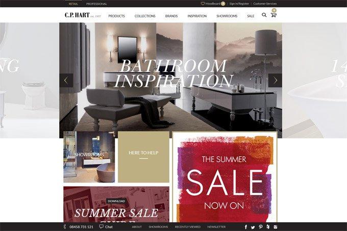 CP Hart Website