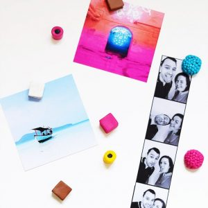 DIY Liquorice Allsorts Magnets