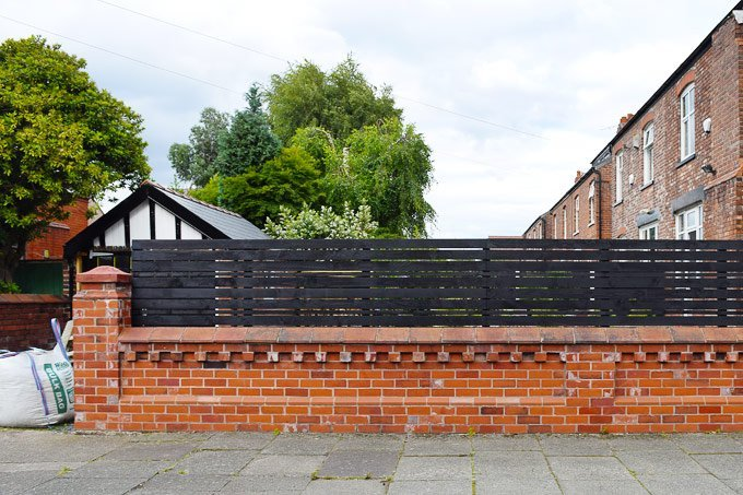 DIY Guide: How To Build A Slatted Fence