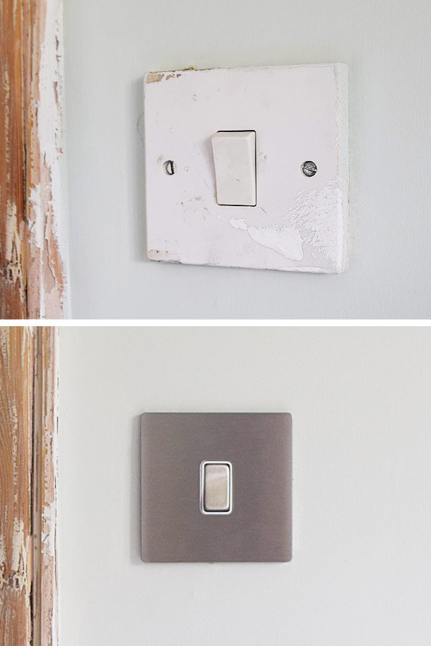 How To Change A Lightswitch