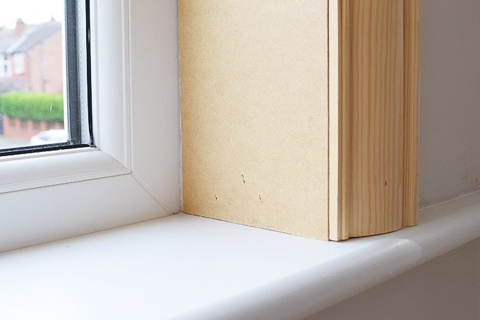 Installing An Architrave
