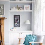 Modern Edwardian Living Room