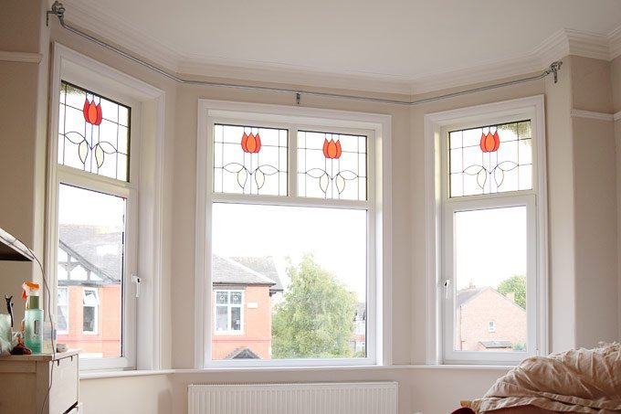 Architrave Around Bay Window