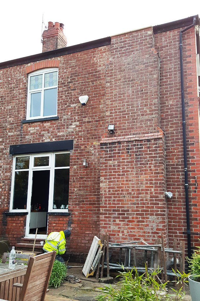 Repointing A Wall