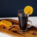 The best mulled wine! (click through for the recipe)