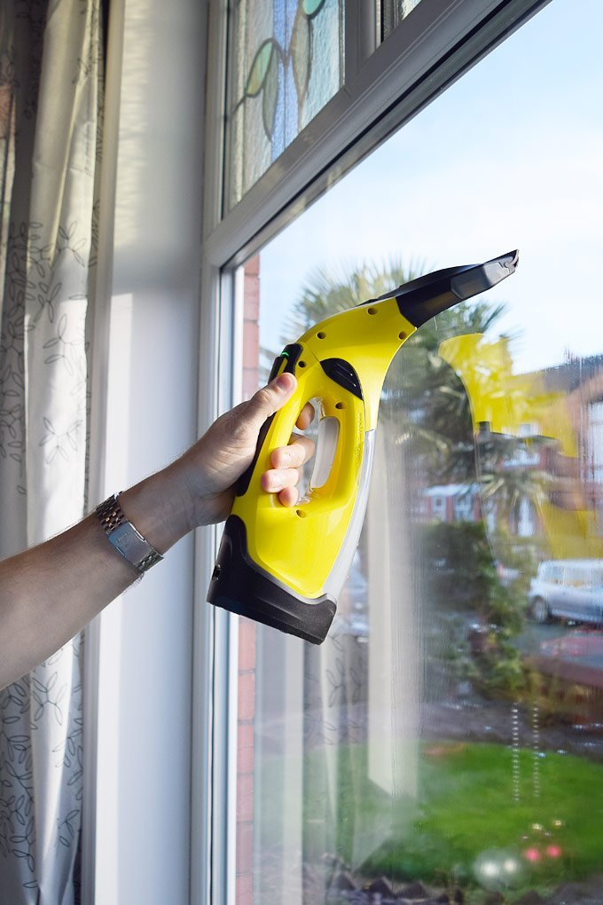 Kärcher Window Vac Review