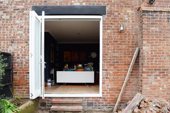 Installing Bi Fold Doors