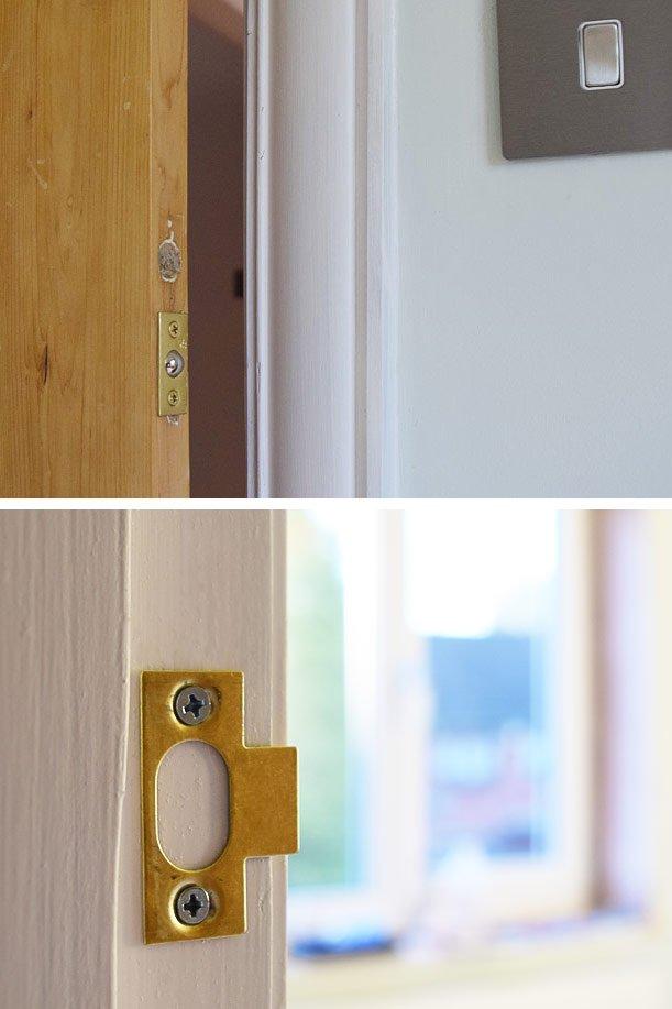 Bedroom Bobble Lock