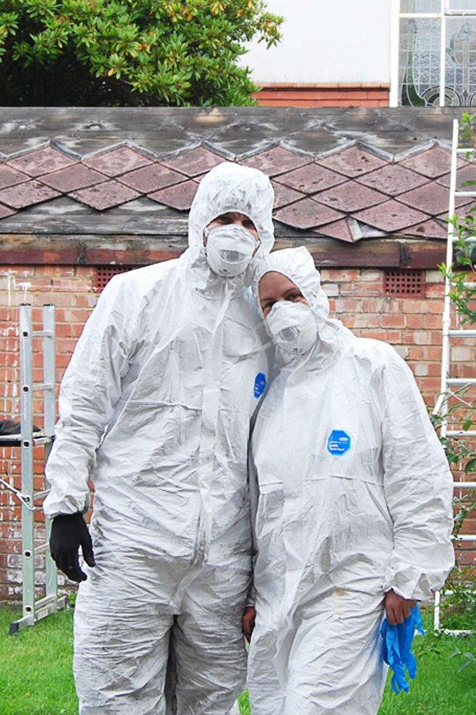 Safe DIY - Asbestos Overall