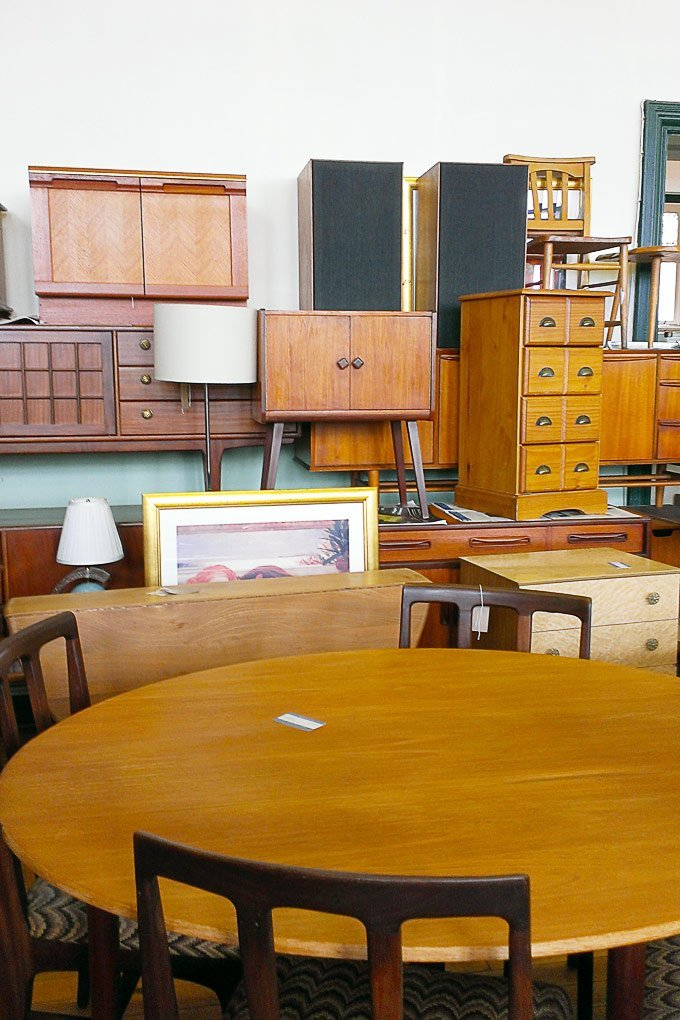 How To Find Great Second Hand Furniture