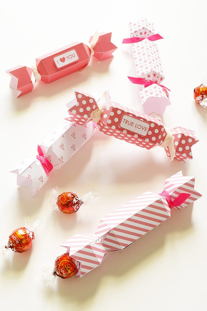 Valentine's Cracker - Free Printable