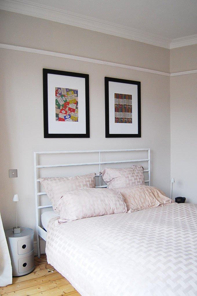 Bedroom Update In Progress