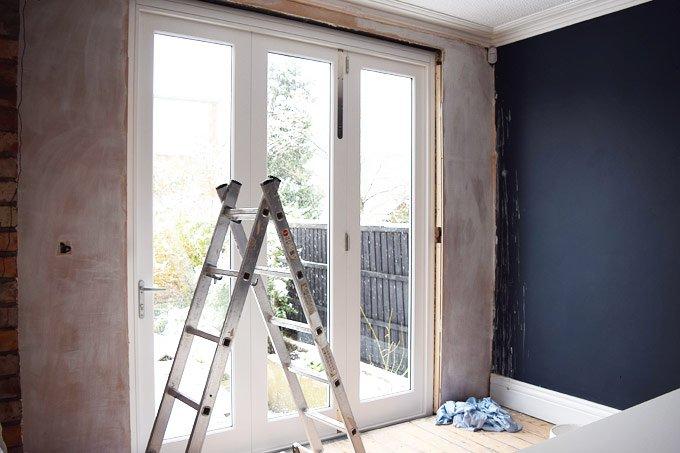 Priming New Plaster Walls