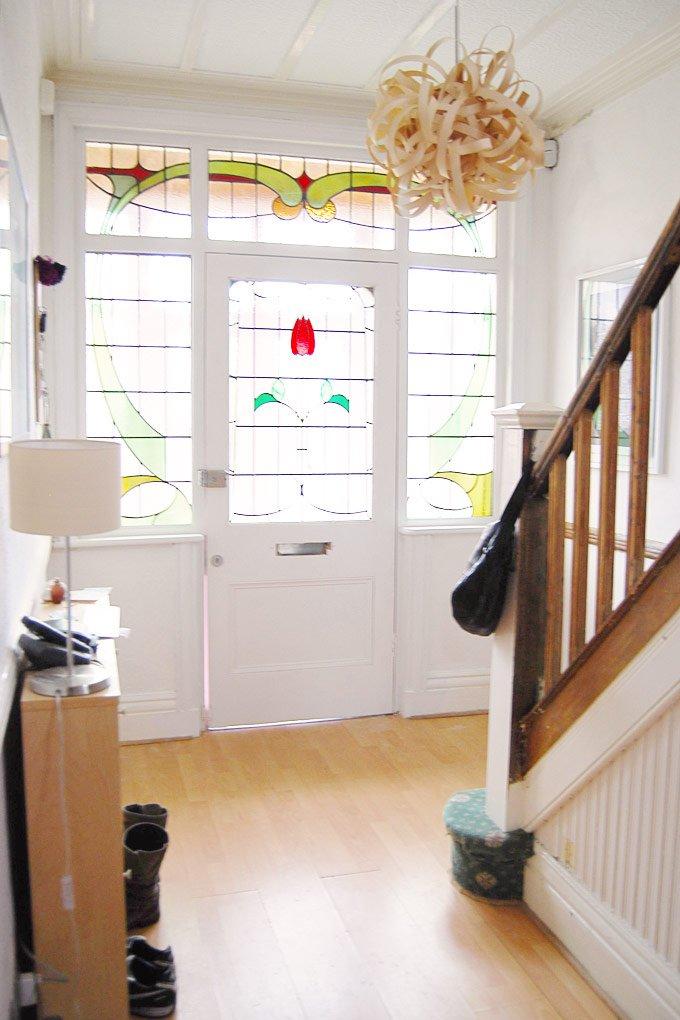 Hallway In Progress