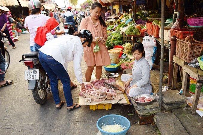 Street Meat Market