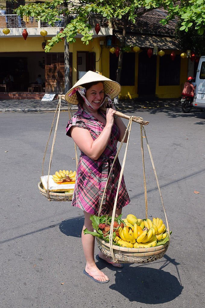 Fruit Carrier