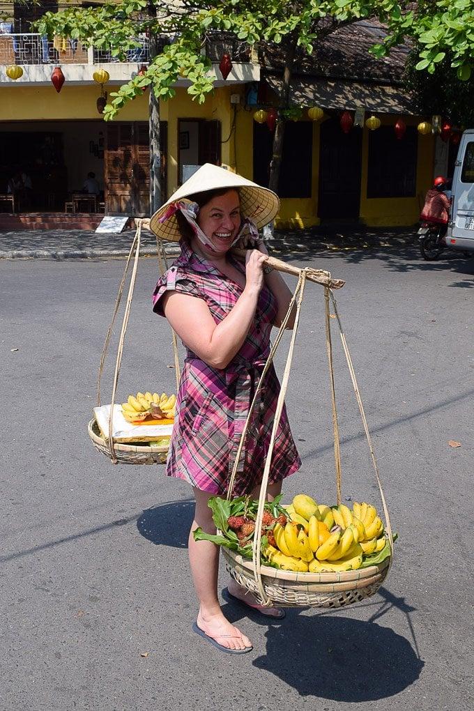 Fruit Carrier
