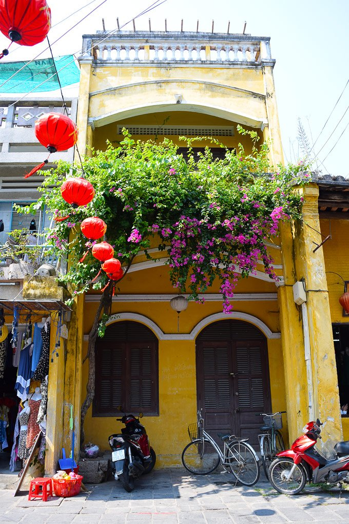 Building In Hoi An