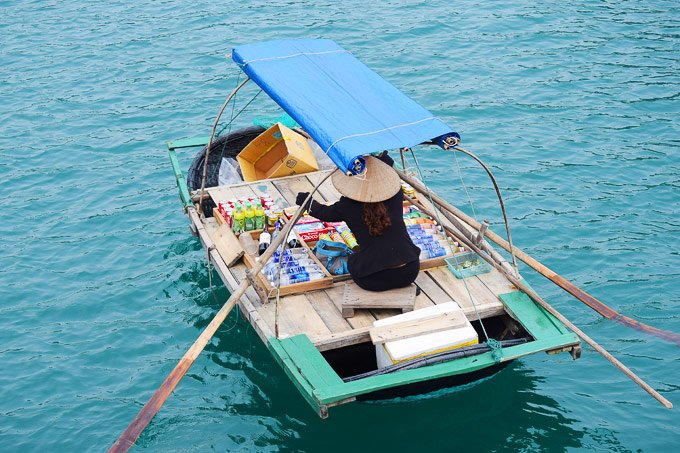 Offlicence Boat