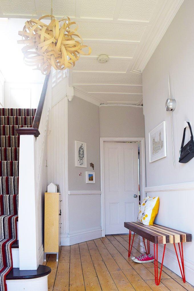 Hallway Cornforth White
