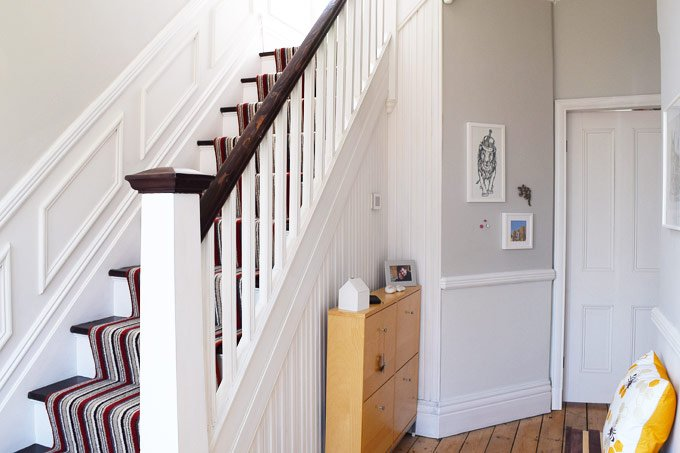Hallway with Magnetic Walls