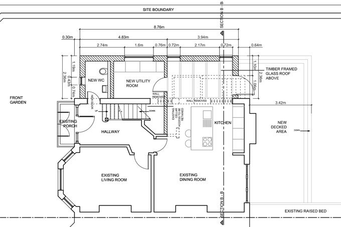 Ground Floor Extension Plans