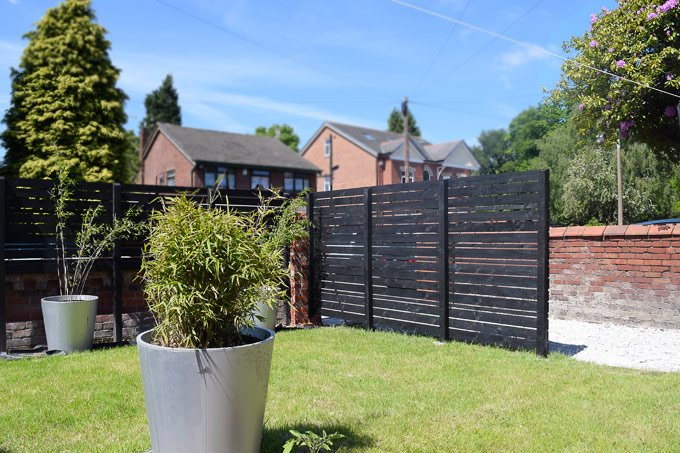 How To Build A Slatted Fence