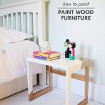 7 Step Guide How To Paint Wood Furniture