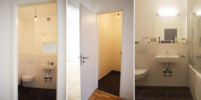 Bathrooms & Storage