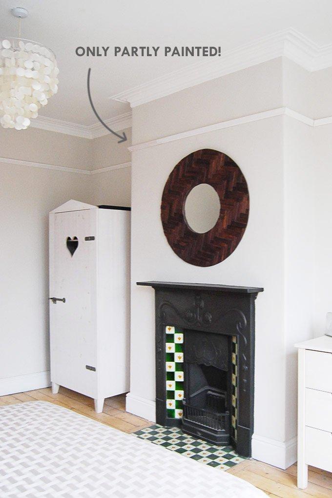 Skimming Stone Master Bedroom