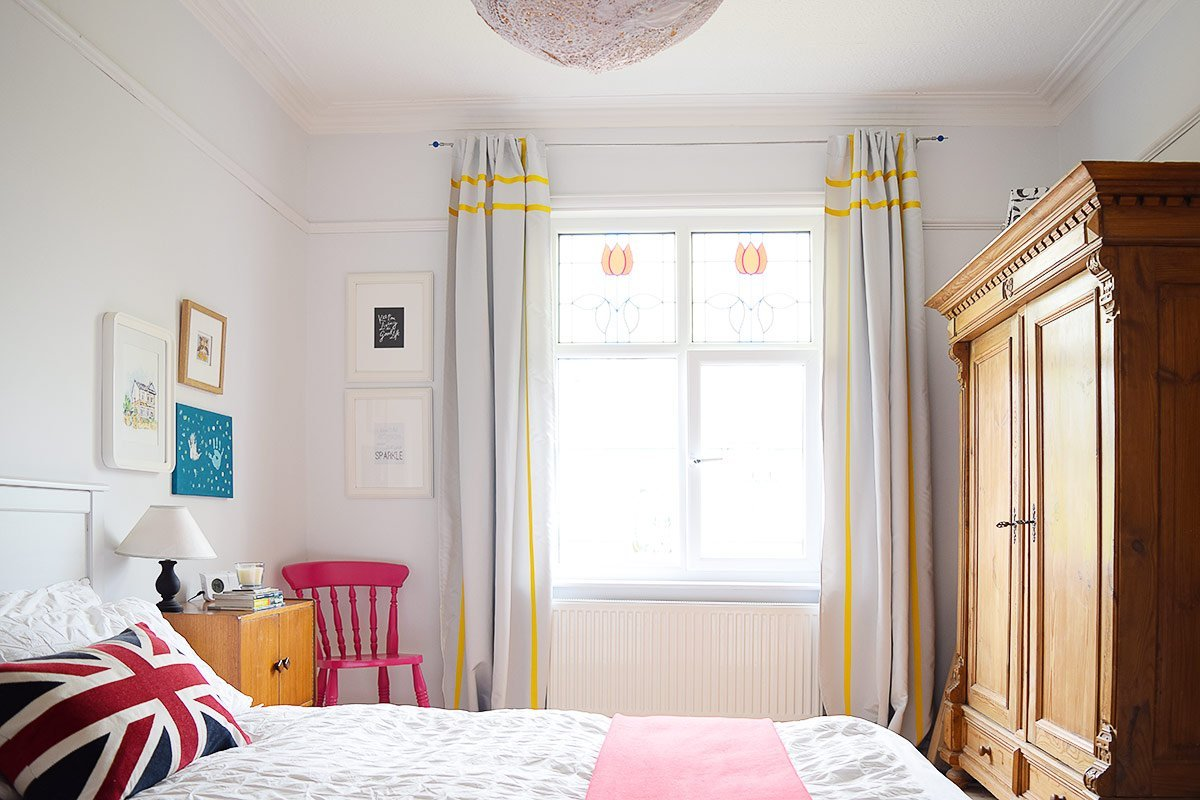 Guest Bedroom After | Little House On The Corner