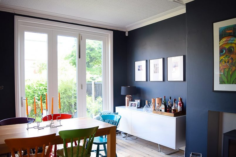 Dining Room After | Little House On The Corner