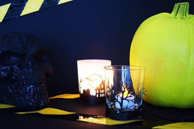 Hazardous Halloween Decorations