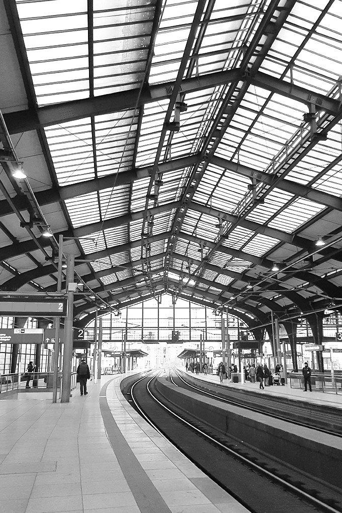 Friedrichstraße Bahnhof