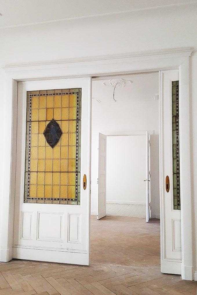 Gründerzeit Apartment In Berlin