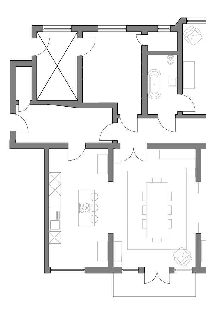 Kitchen - Option 3