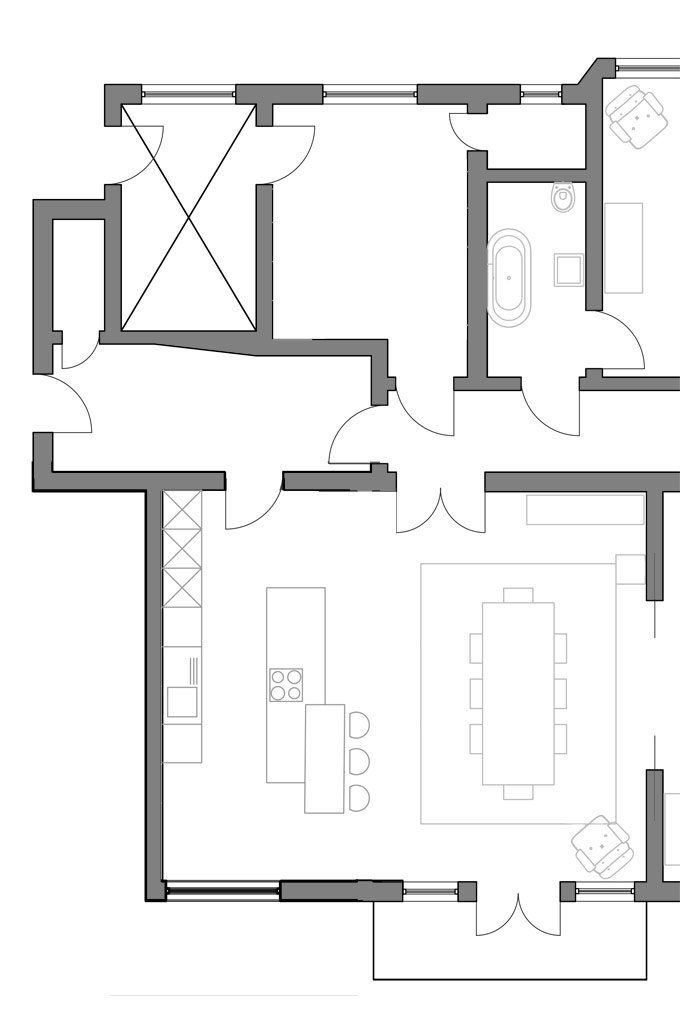 Kitchen - Option 4