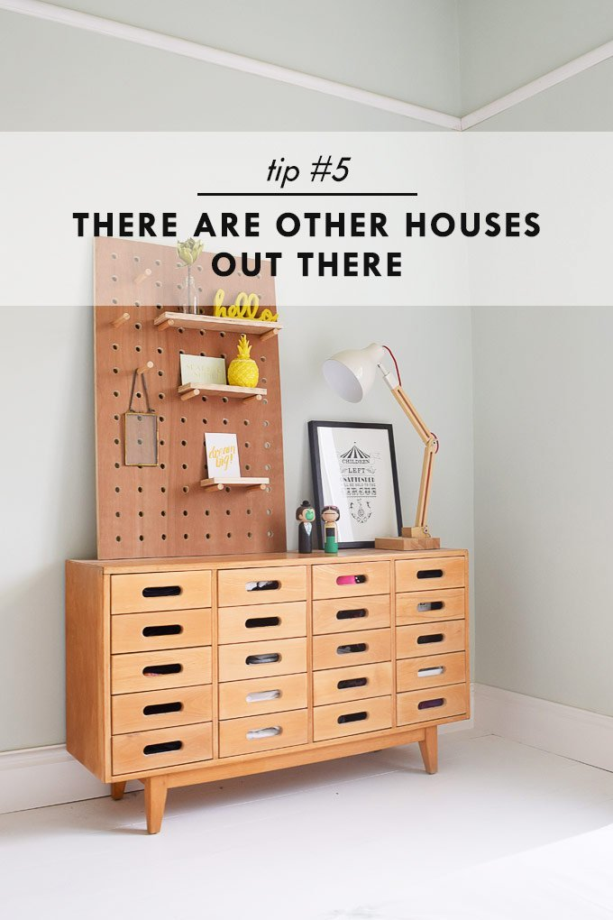 How To Stay Sane When House Hunting - There Are Other Houses - Little House On The Corner